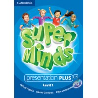 Super Minds 1 Presentation Plus DVD-ROM