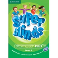 Super Minds 2 Presentation Plus DVD-ROM