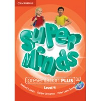 Super Minds 4 Presentation Plus DVD-ROM