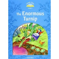 Classic Tales Second Edition 1 The Enormous Turnip e-Book and Audio CD Pack