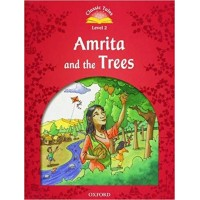 Classic Tales Second Edition 2 Amrita and the Trees e-Book and Audio CD Pack