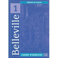 Belleville 1 Cahier d'exercices